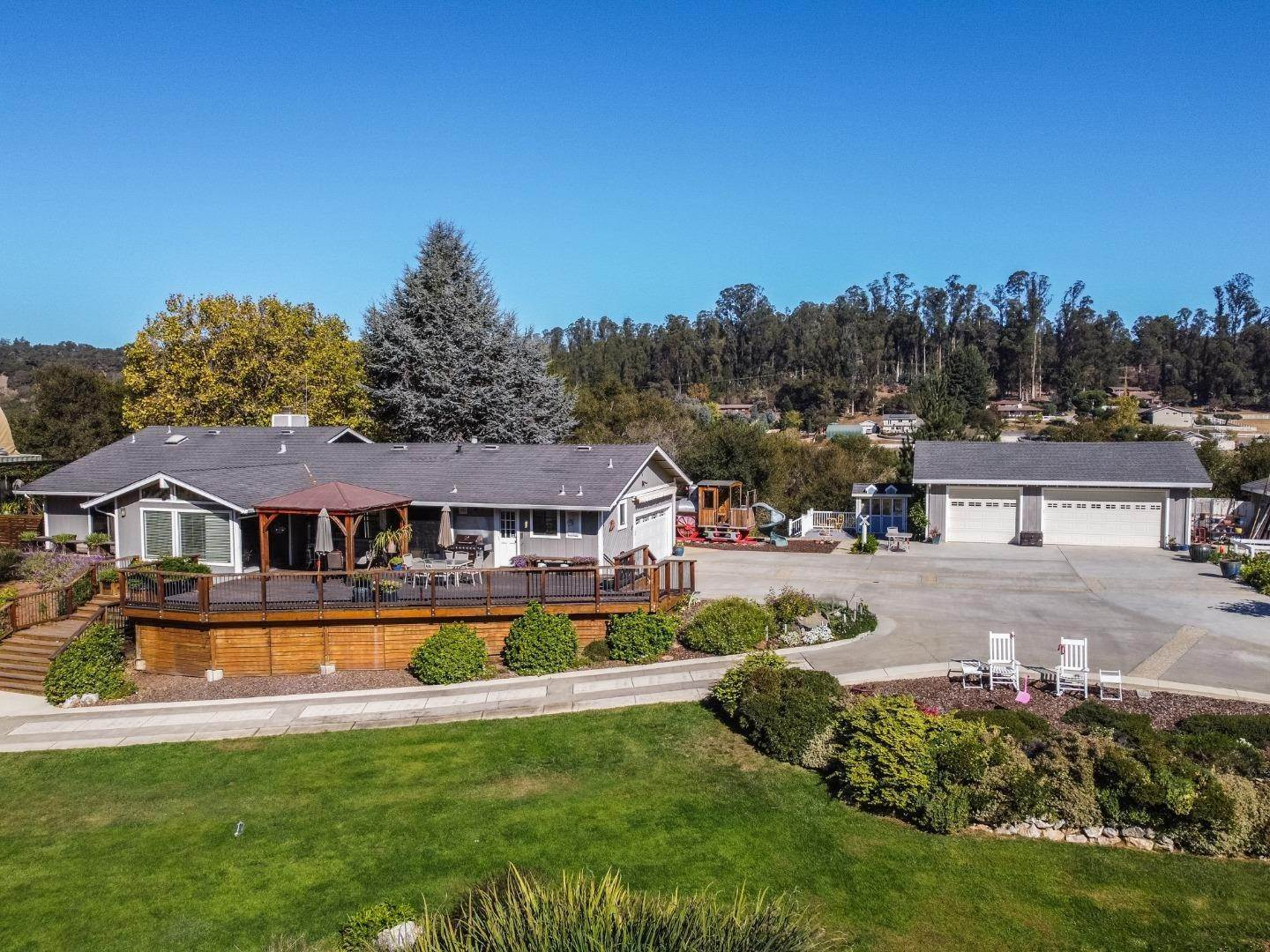 Single Family Homes for Sale at 220 Peaceful Oaks Lane Watsonville, California 95076 United States