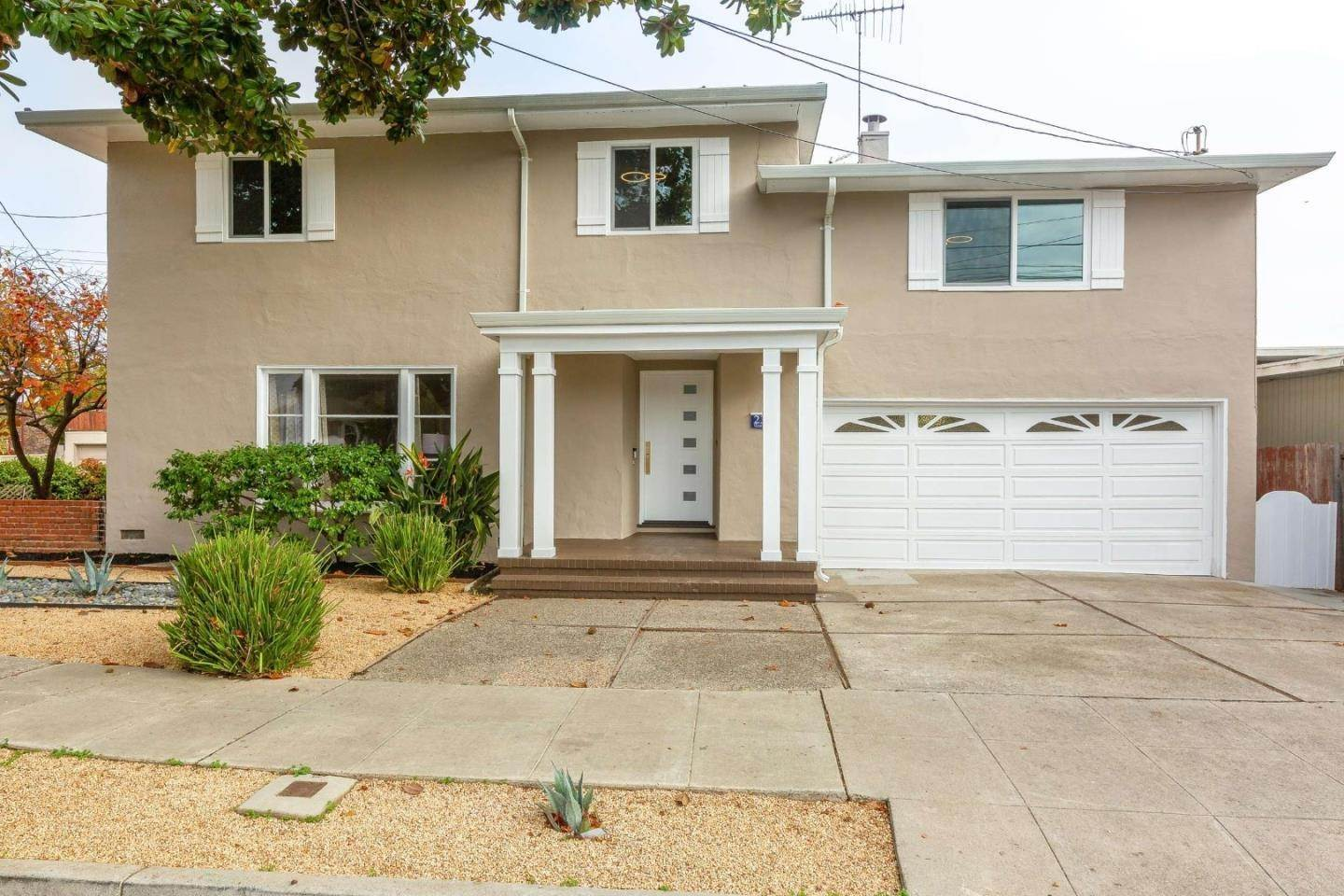 Single Family Homes for Sale at 230 Victoria Road Burlingame, California 94010 United States