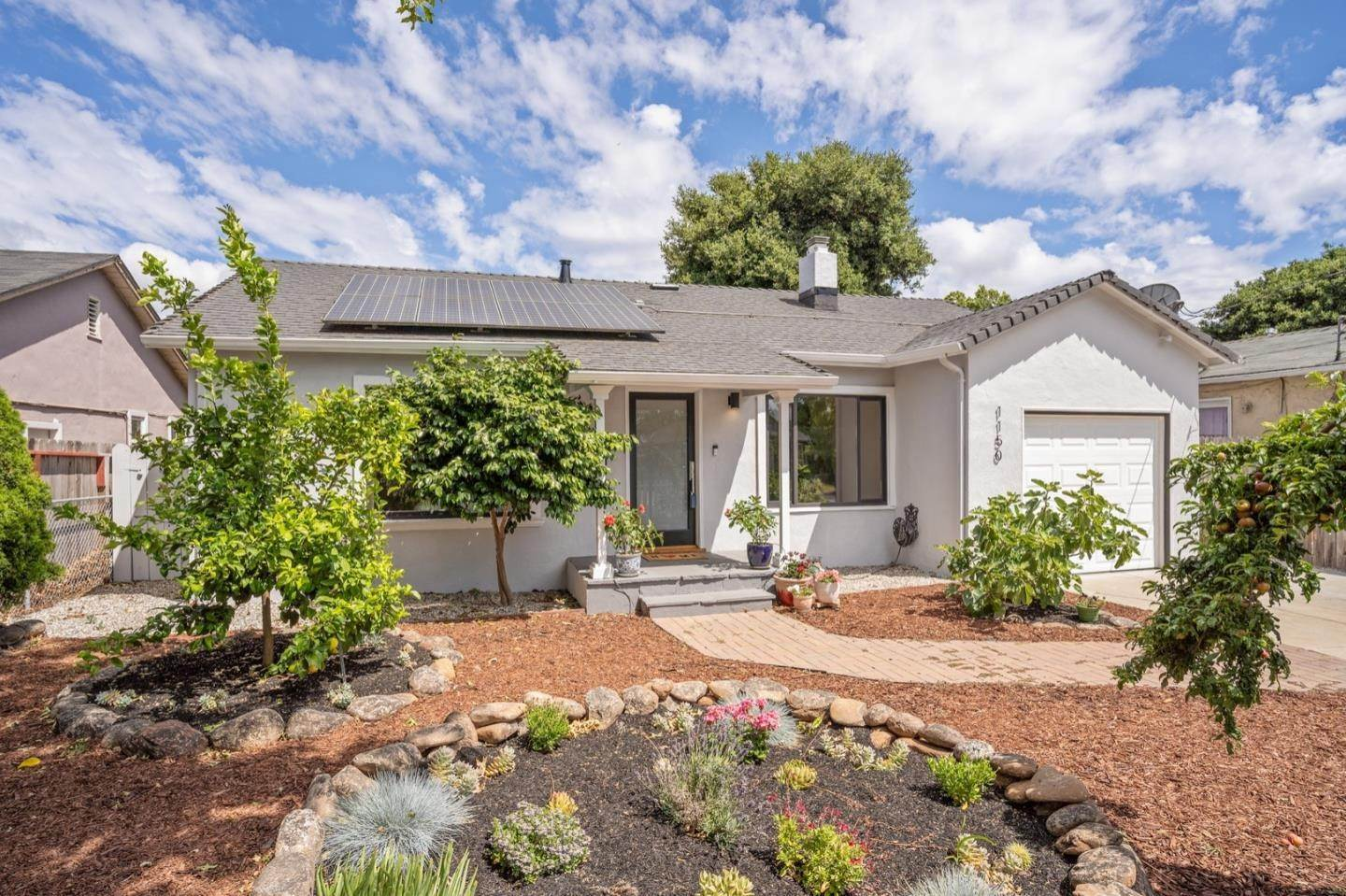 Single Family Homes for Sale at 1150 Hollyburne Avenue Menlo Park, California 94025 United States