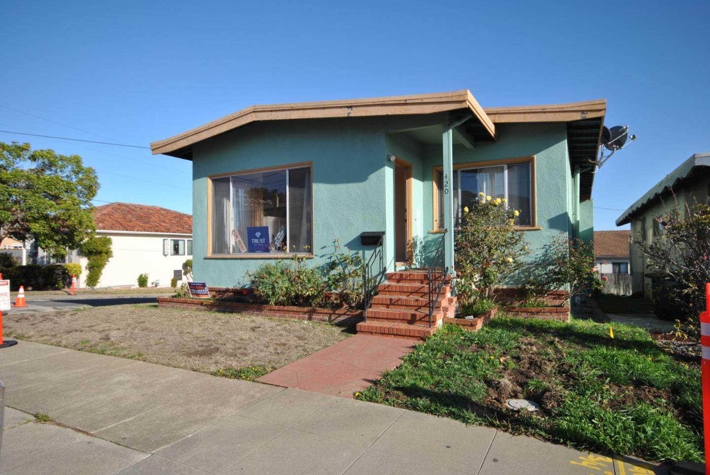 Single Family Homes at 420 Walnut Avenue South San Francisco, カリフォルニア 94080 アメリカ