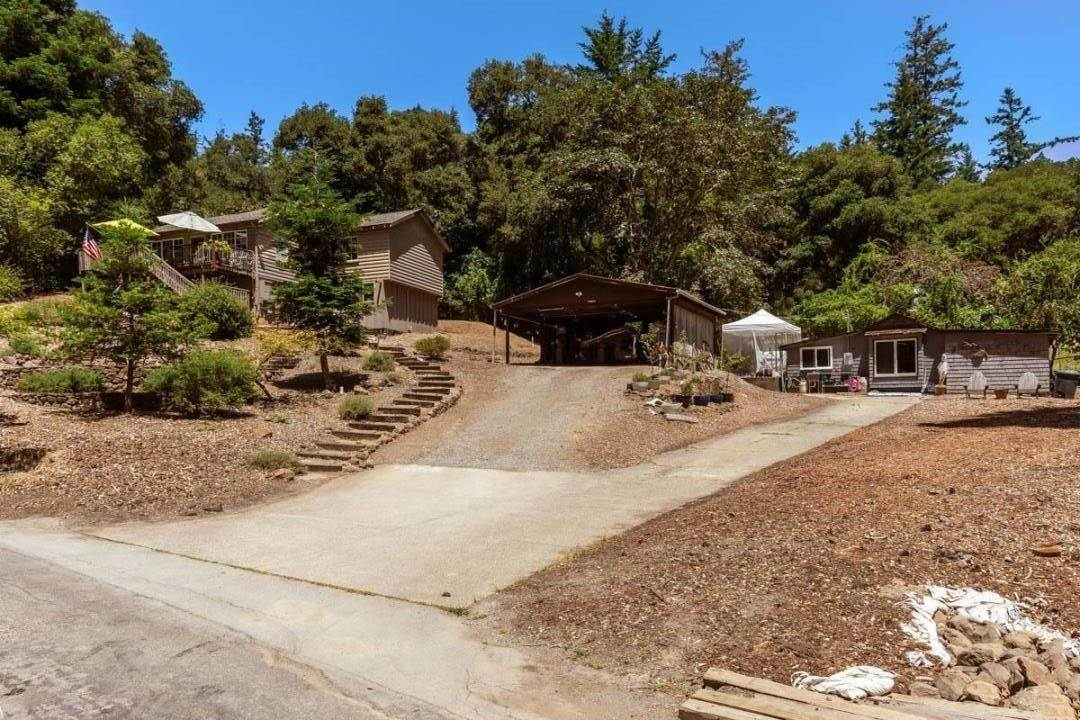 Single Family Homes for Sale at 232 Blakewood Way Woodside, California 94062 United States