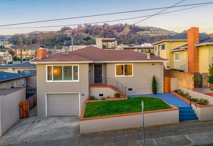 Multi-Family Homes for Sale at 672 Baden Avenue South San Francisco, California 94080 United States