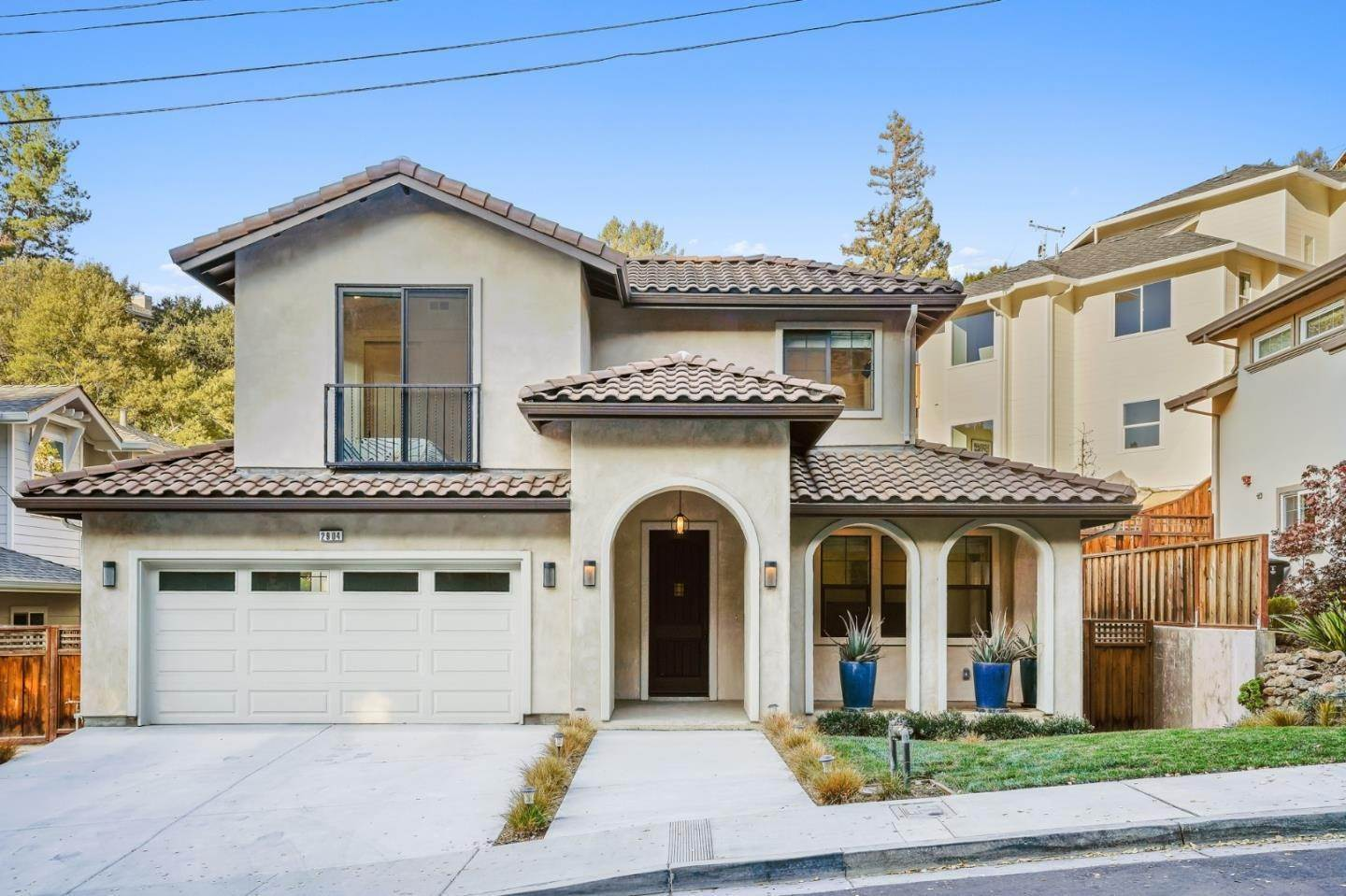 Single Family Homes for Sale at Belmont, Belmont, California United States