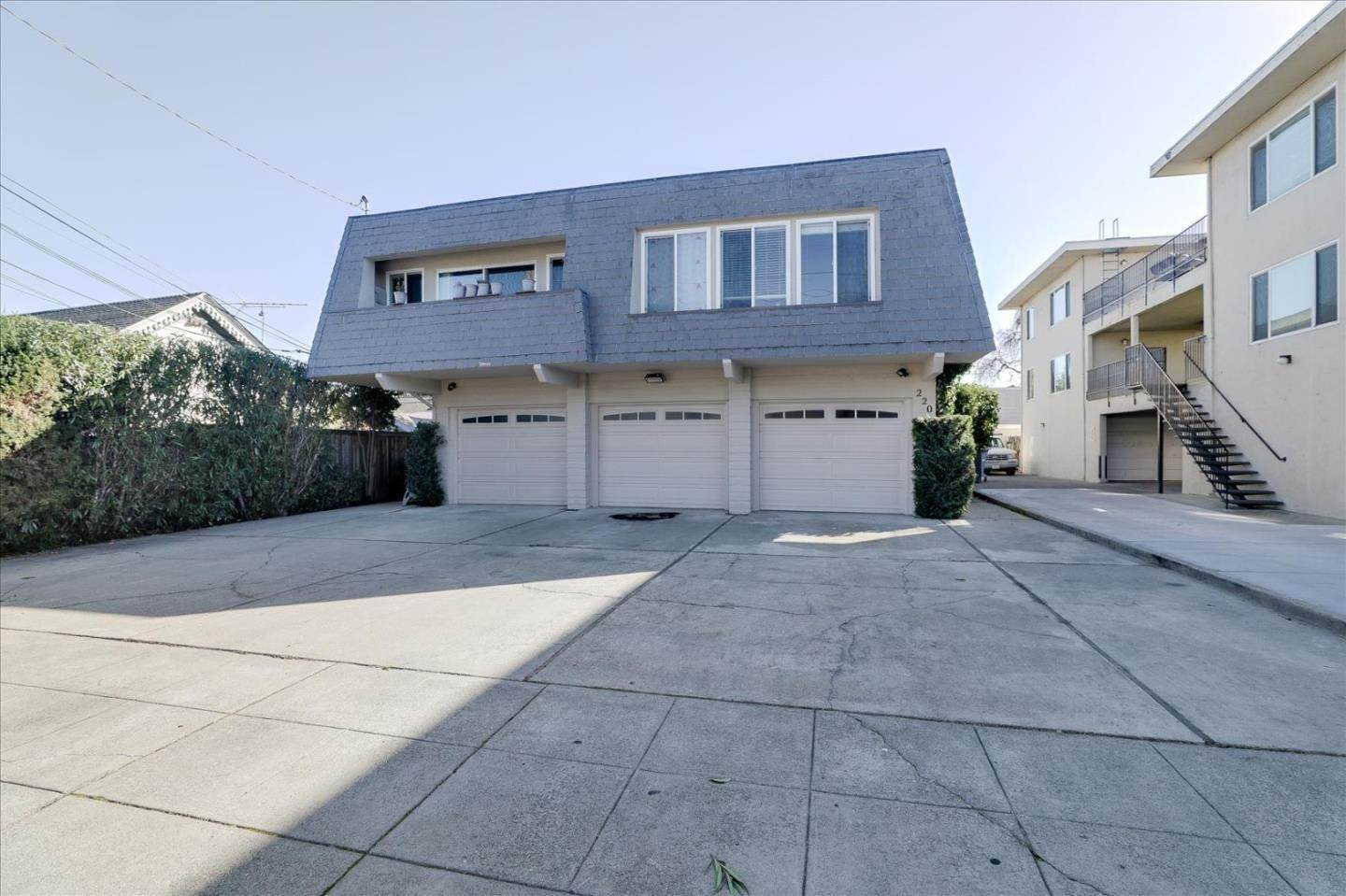 Multi-Family Homes for Sale at 220 Standish Street Redwood City, California 94063 United States