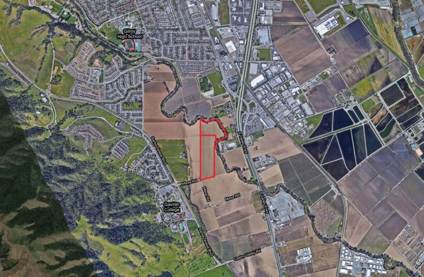 Land for Sale at Mesa Road Gilroy, California 95020 United States