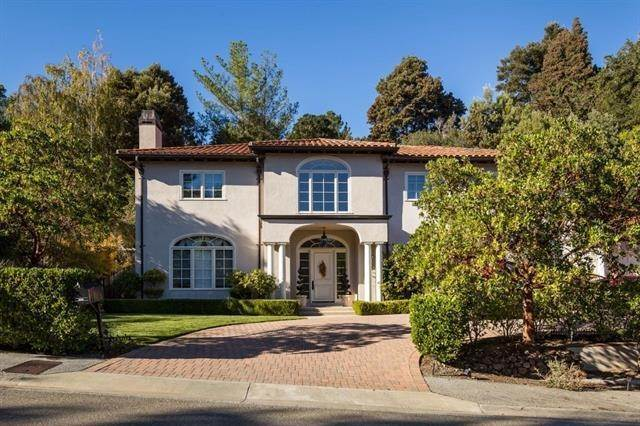 Single Family Homes at 2855 Churchill Drive Hillsborough, カリフォルニア 94010 アメリカ