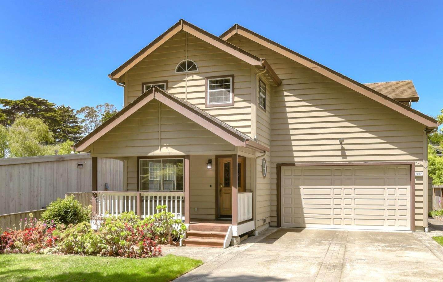 Single Family Homes por un Venta en Farallone, Montara, California Estados Unidos