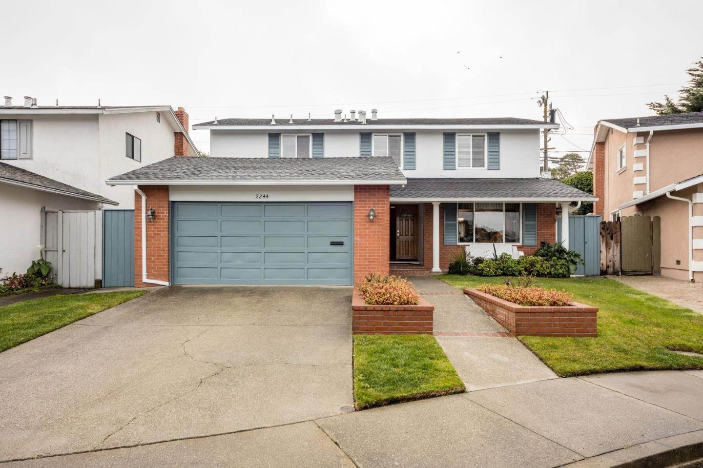 Single Family Homes for Sale at 2244 Kenry Way South San Francisco, California 94080 United States