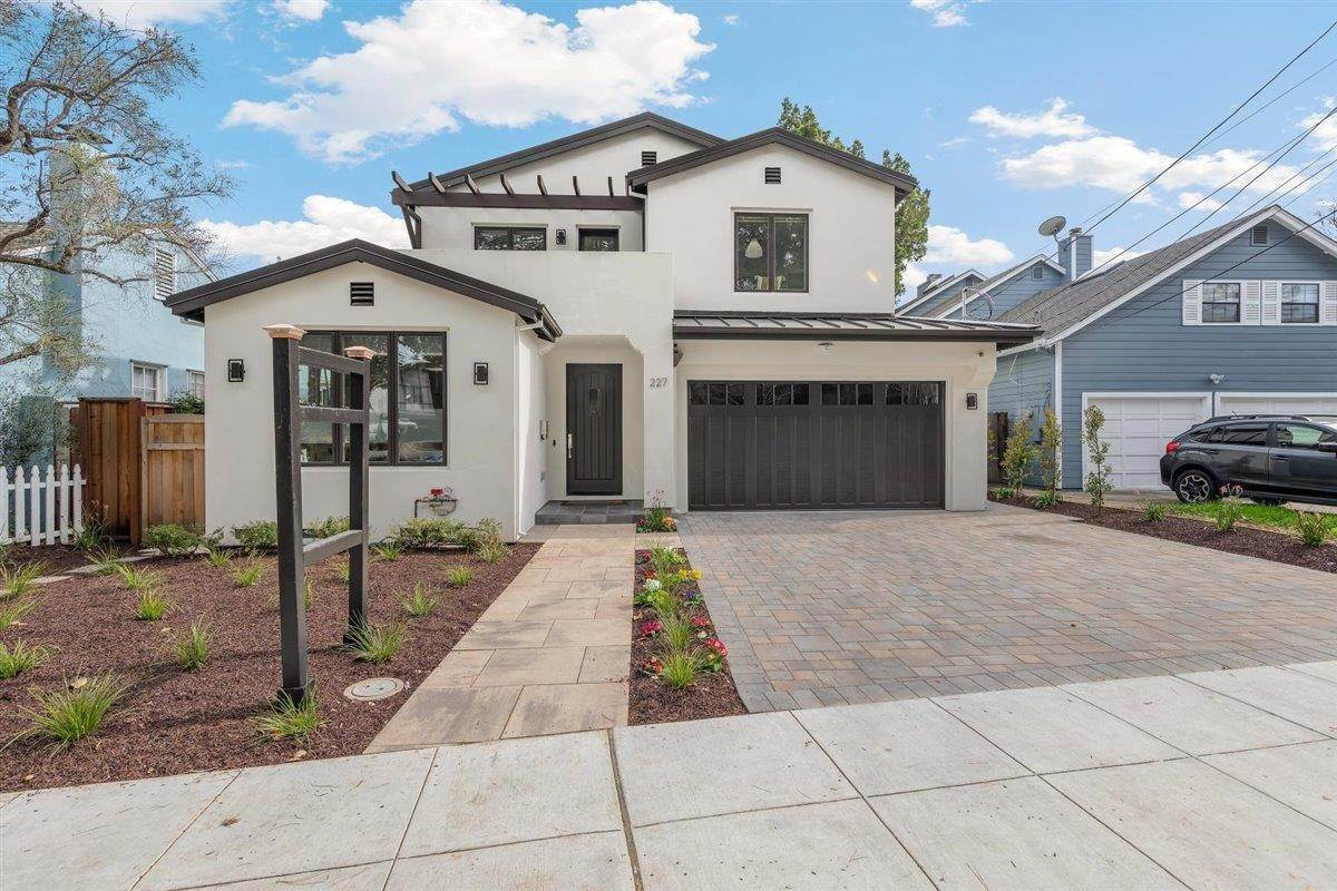 Single Family Homes for Sale at 227 Finger Avenue Redwood City, California 94062 United States