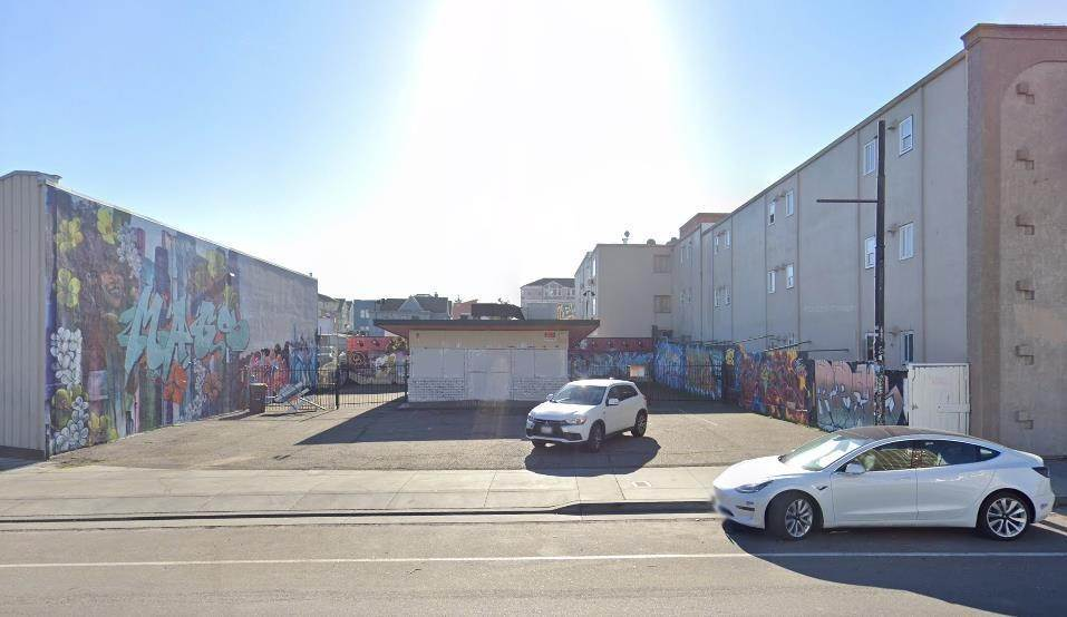 Land for Sale at 1240 1st Avenue Oakland, California 94606 United States