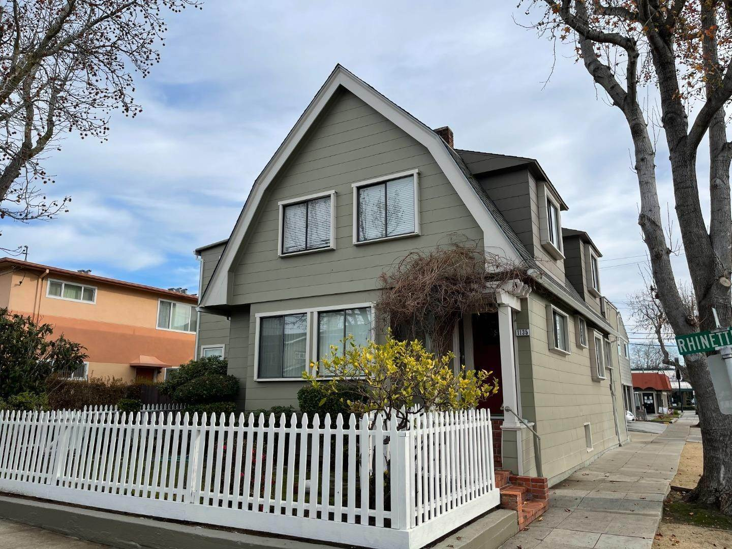 Multi-Family Homes for Sale at 1135 Rhinette Avenue Burlingame, California 94010 United States