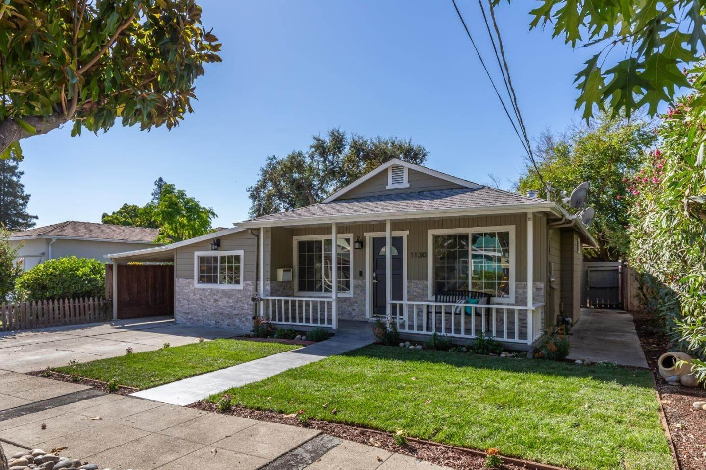 Single Family Homes for Sale at 1130 Saint Francis Street Redwood City, California 94061 United States