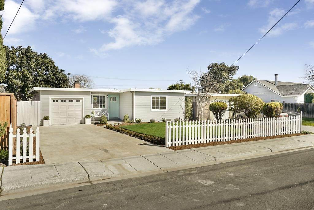 Single Family Homes for Sale at 103 Newbridge Street Menlo Park, California 94025 United States