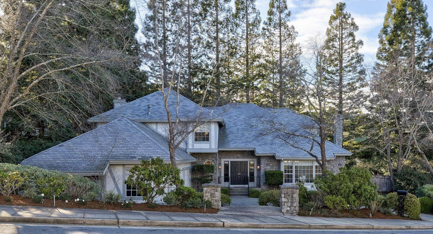 Single Family Homes for Sale at 4 Woodleaf Avenue Redwood City, California 94061 United States