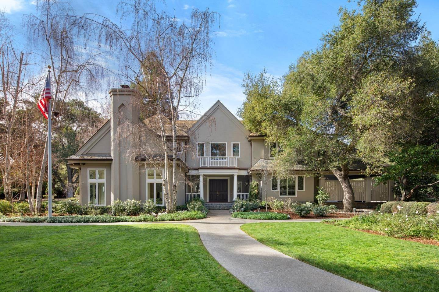 Single Family Homes for Sale at 191 Britton Avenue Atherton, California 94027 United States