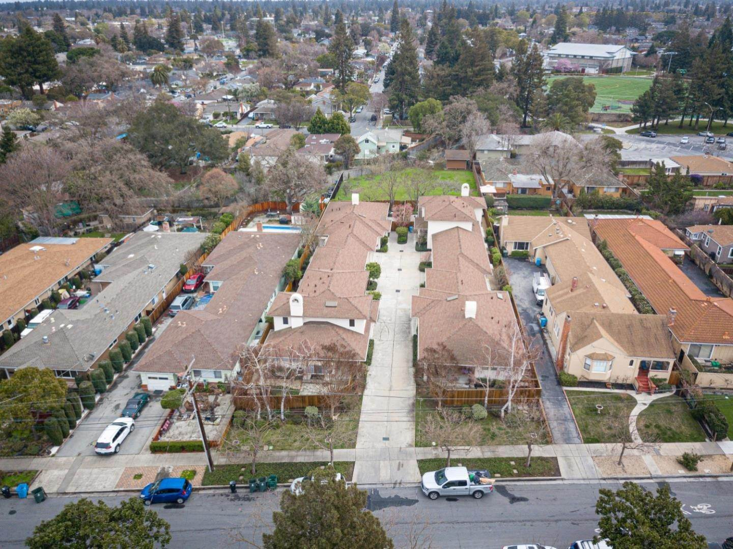 Multi-Family Homes for Sale at 1105 Madison Avenue Redwood City, California 94061 United States