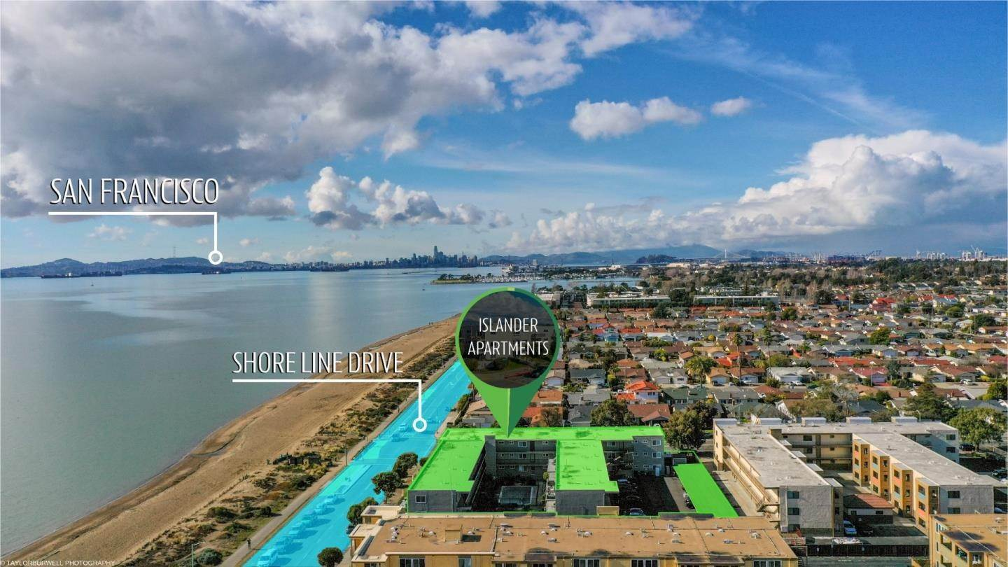 Multi-Family Homes for Sale at 1701 Shore Line Drive Alameda, California 94501 United States