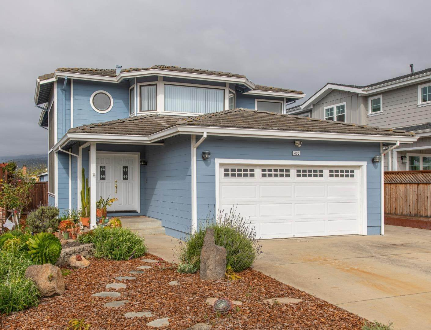 Single Family Homes por un Venta en 435 Correas Street Half Moon Bay, California 94019 Estados Unidos