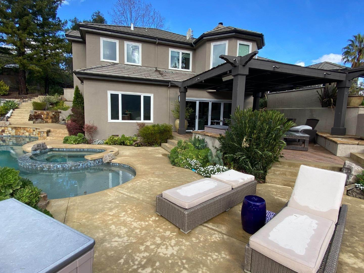 Single Family Homes for Sale at 125 Sierra Azule Los Gatos, California 95032 United States