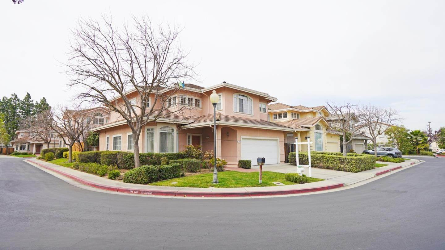 Single Family Homes for Sale at 1318 Avoset Terrace Sunnyvale, California 94087 United States