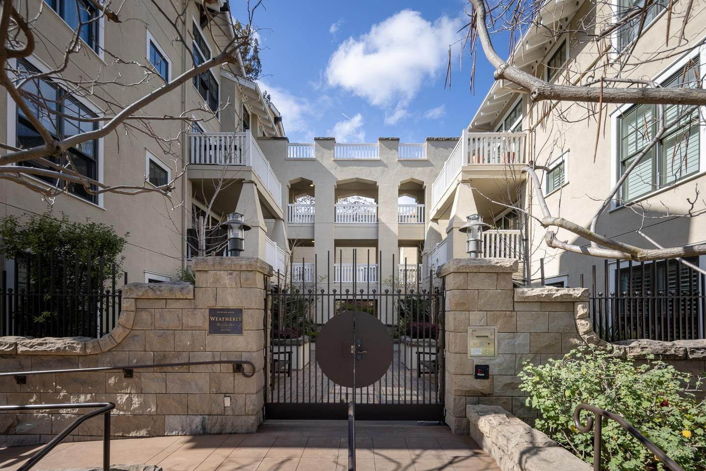 Condominiums for Sale at 315 Homer Avenue Palo Alto, California 94301 United States