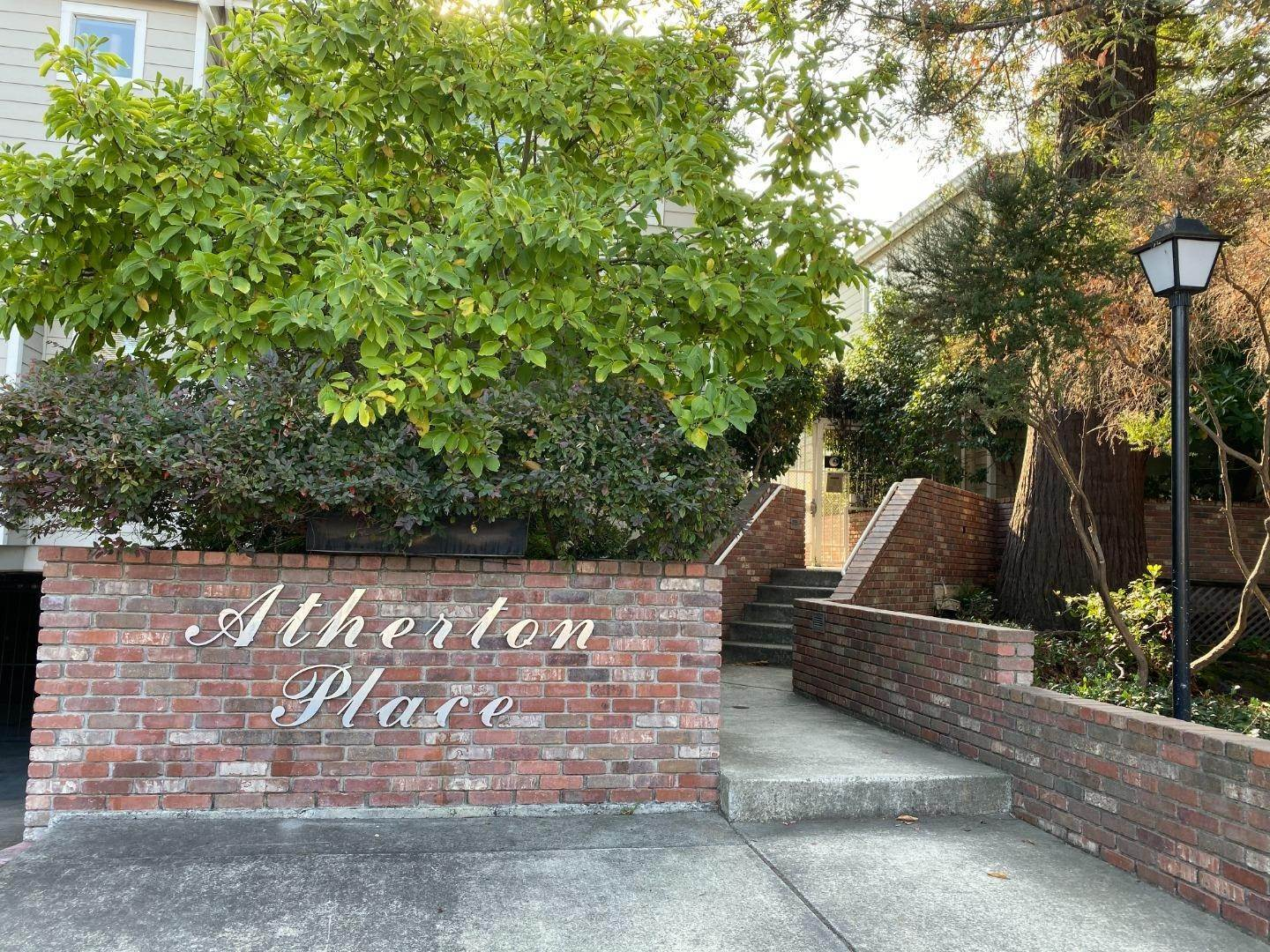 townhouses en 3421 El Camino Real Atherton, California 94027 Estados Unidos