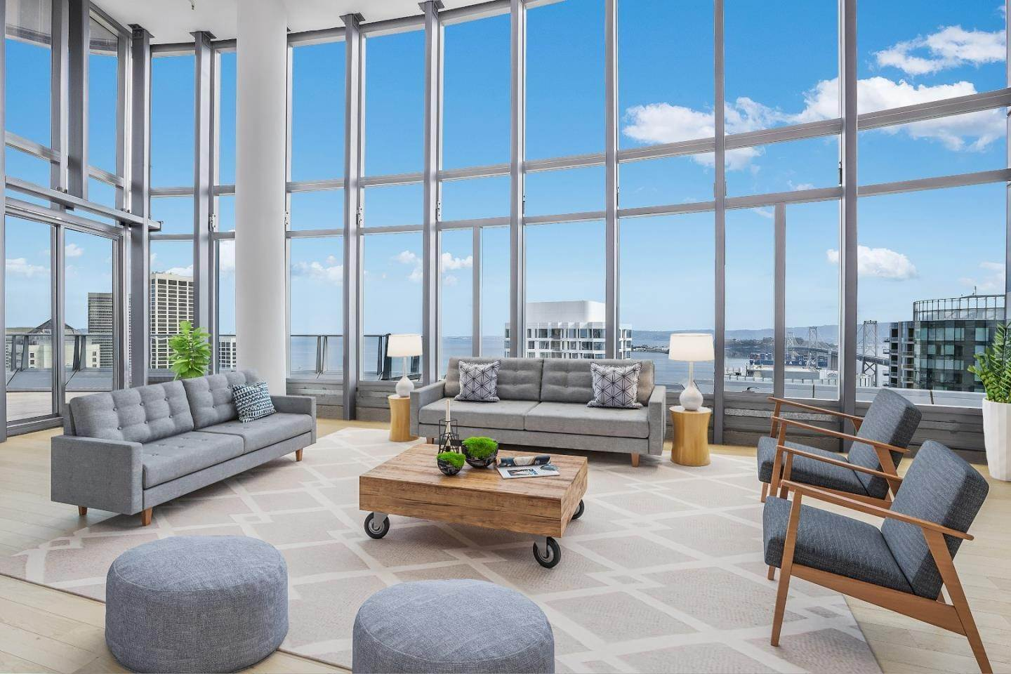 Condominiums for Sale at 201 Folsom Street San Francisco, California 94105 United States