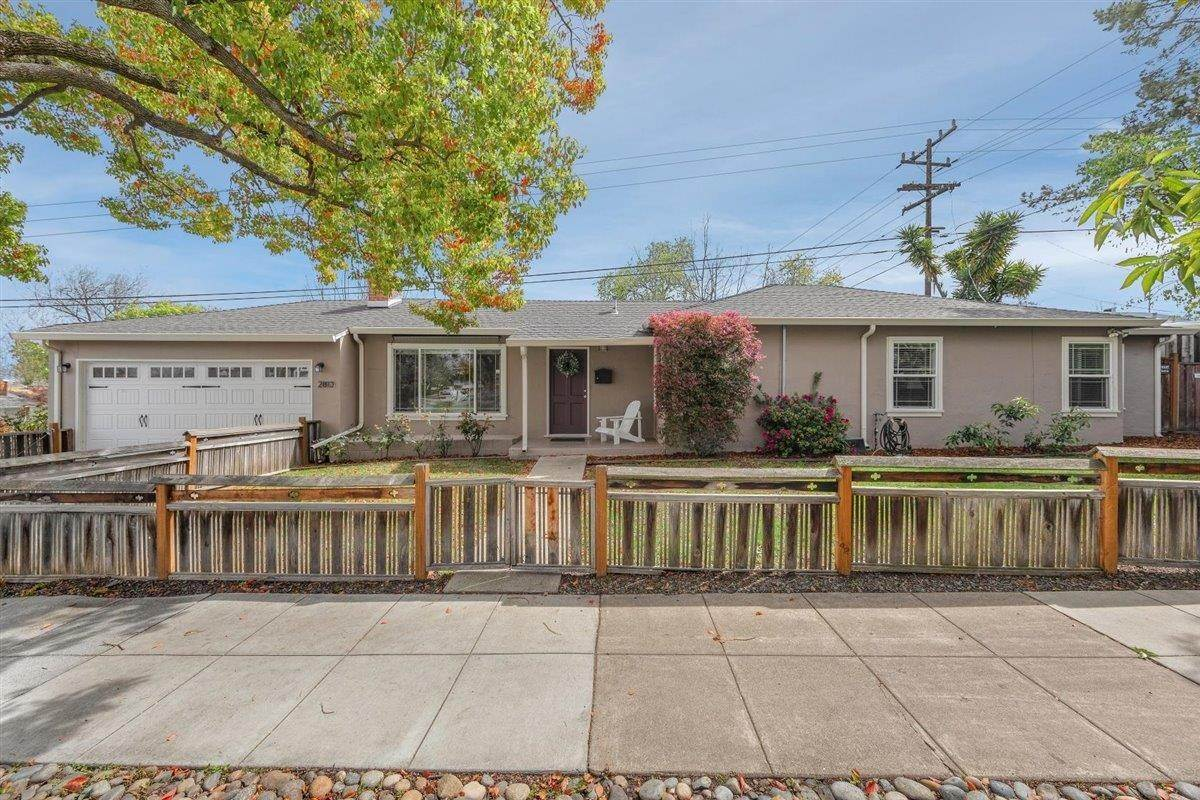 Single Family Homes for Sale at 2813 Roosevelt Avenue Redwood City, California 94061 United States