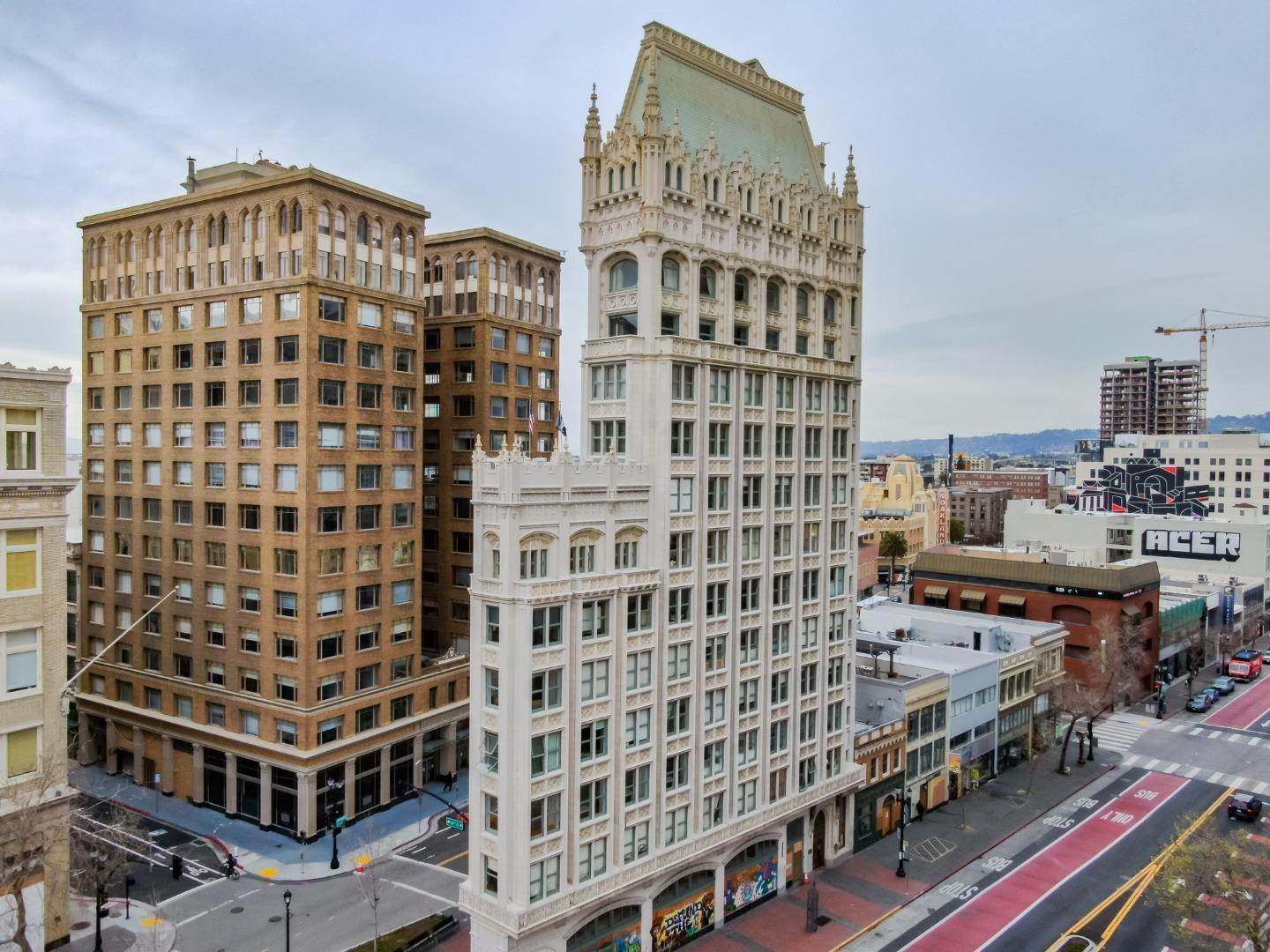 Condominiums for Sale at 1615 Broadway Oakland, California 94612 United States