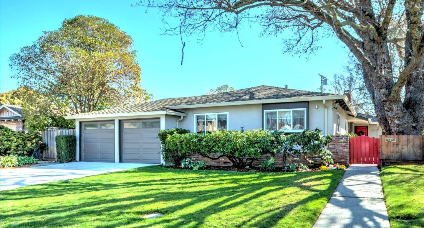 Multi-Family Homes for Sale at 325 Waverley Street Menlo Park, California 94025 United States