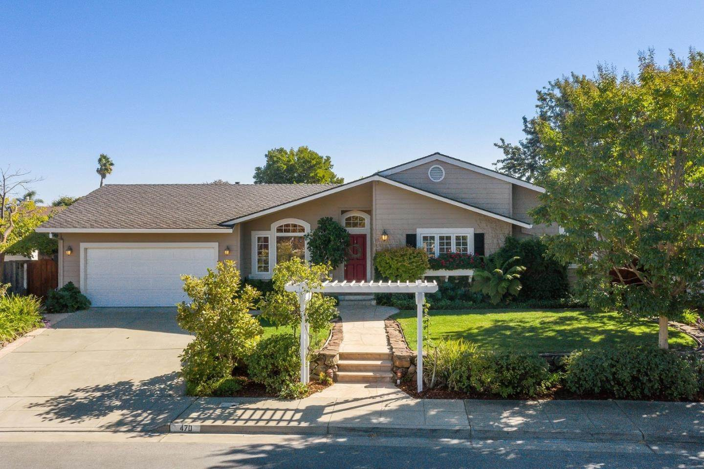 Single Family Homes for Sale at 470 Tiller Lane Redwood City, California 94065 United States