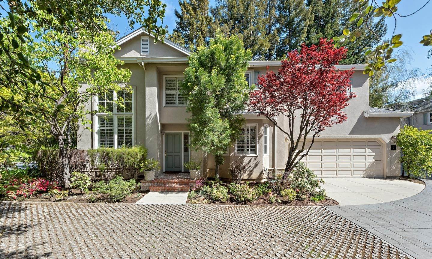 townhouses for Sale at 1 Daisy Lane Menlo Park, California 94025 United States