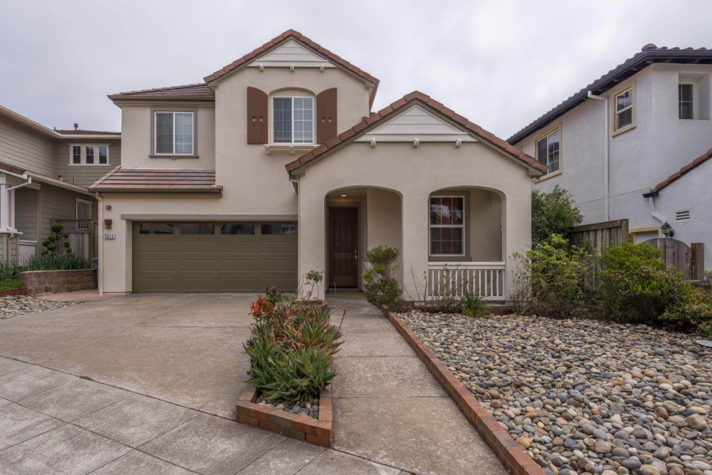 Single Family Homes for Sale at 3513 Bering Drive San Bruno, California 94066 United States