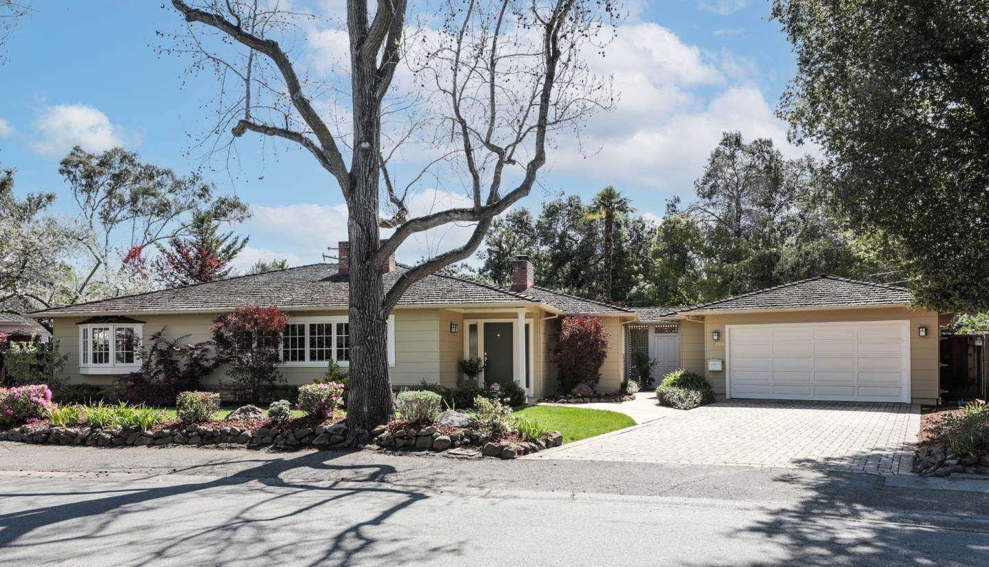 Property for Sale at 1805 Bay Laurel Drive Menlo Park, California 94025 United States