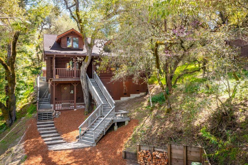 Single Family Homes for Sale at 613 Marion Avenue Ben Lomond, California 95005 United States