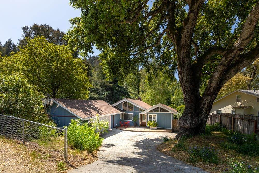 Single Family Homes for Sale at 8585 Hihn Road Ben Lomond, California 95005 United States