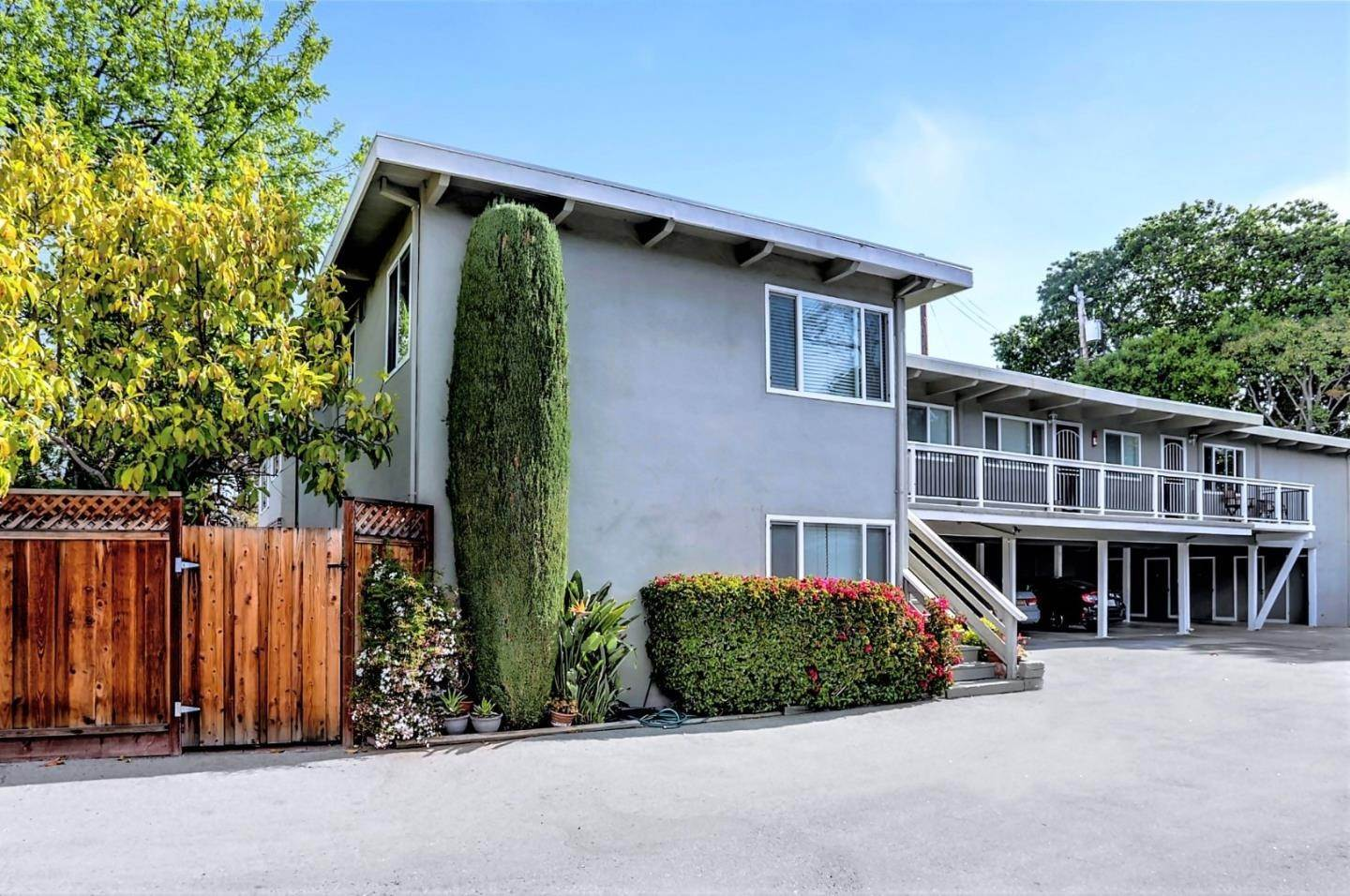 Multi-Family Homes for Sale at 4 Coleman Place Menlo Park, California 94025 United States
