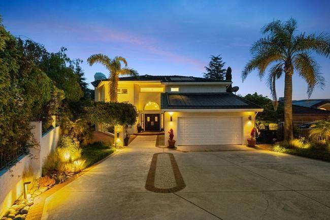 Single Family Homes for Sale at 717 Best Court San Carlos, California 94070 United States