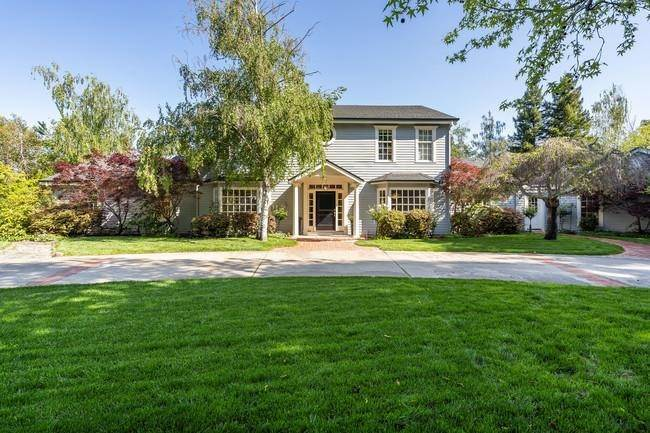 Single Family Homes for Sale at 280 Ridgeway Road Woodside, California 94062 United States
