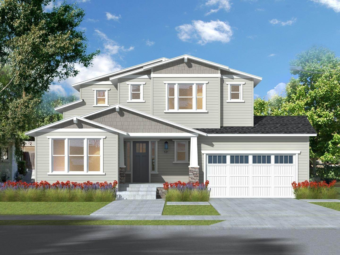 Single Family Homes for Sale at 321 Nova Lane Menlo Park, California 94025 United States
