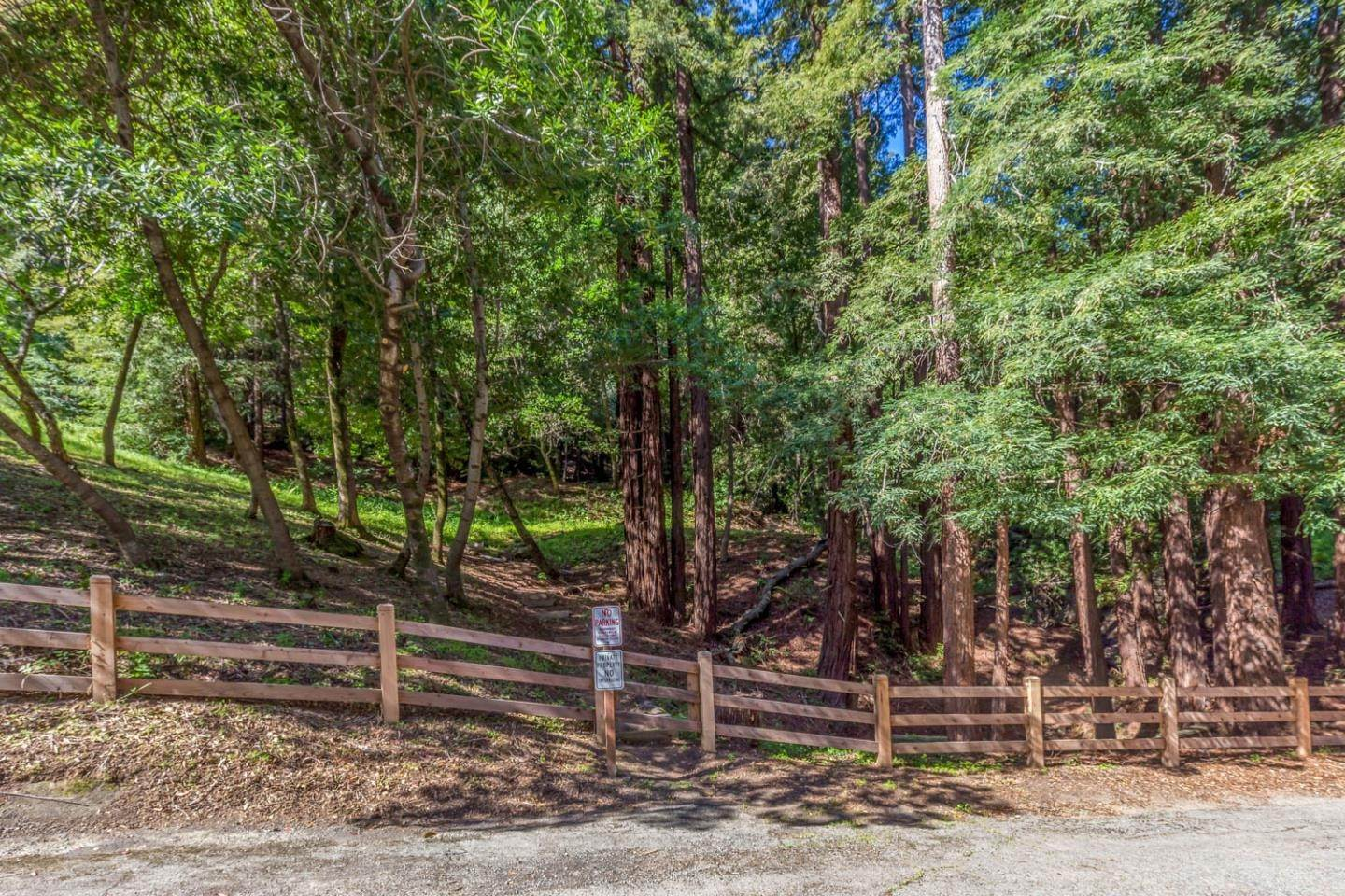 Land for Sale at 3600 Partition Road Woodside, California 94062 United States