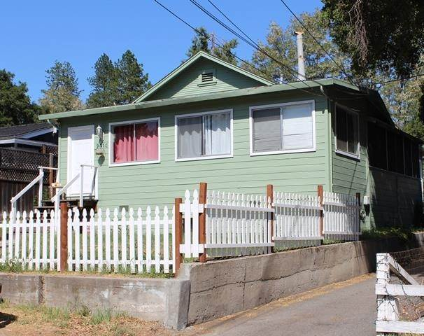 Multi-Family Homes for Sale at 9670 Brookside Avenue Ben Lomond, California 95005 United States