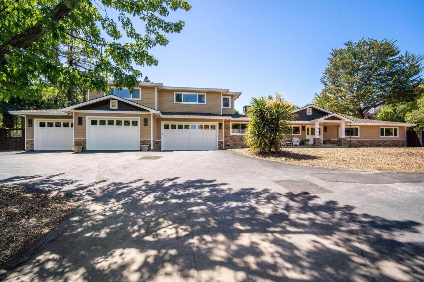 Single Family Homes for Sale at 170 Woodside Drive Woodside, California 94062 United States