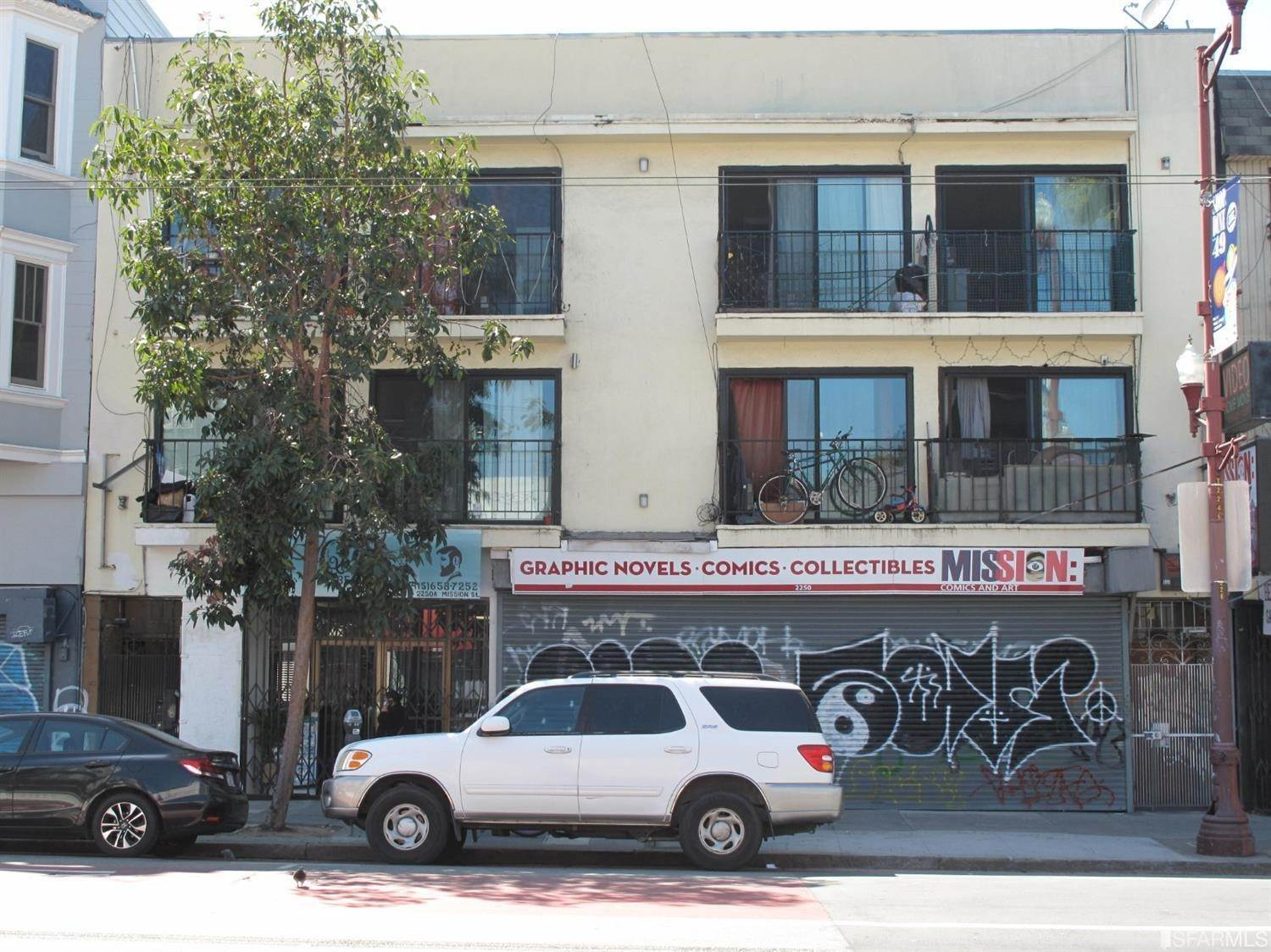 Residential Income for Sale at 2250 Mission Street San Francisco, California 94110 United States