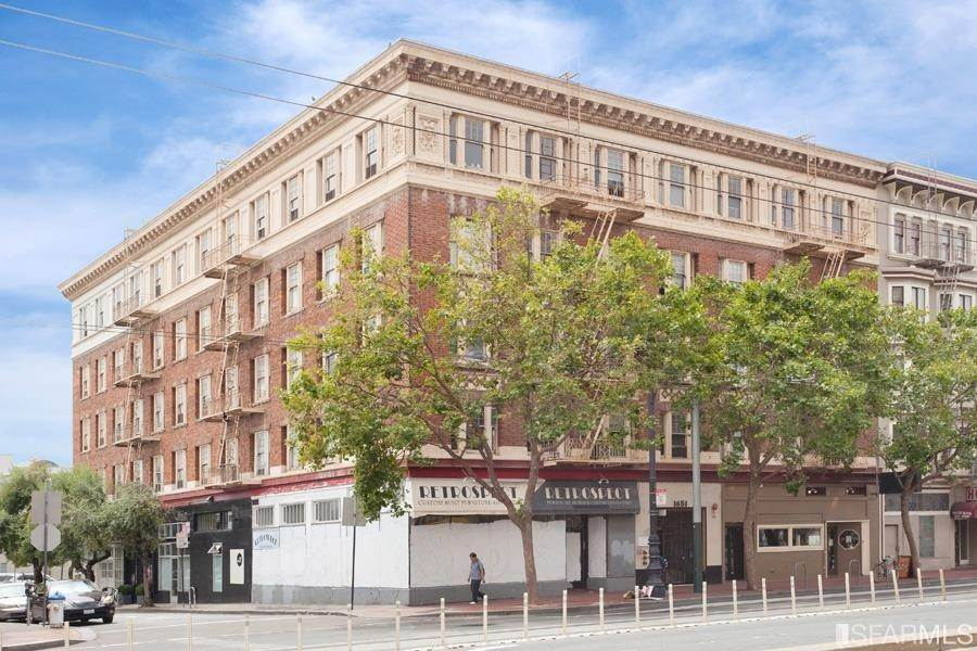 Residential Income for Sale at 1649 Market Street San Francisco, California 94103 United States
