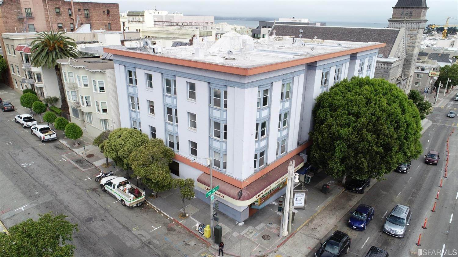 Commercial for Sale at 2101 Van Ness Avenue San Francisco, California 94109 United States