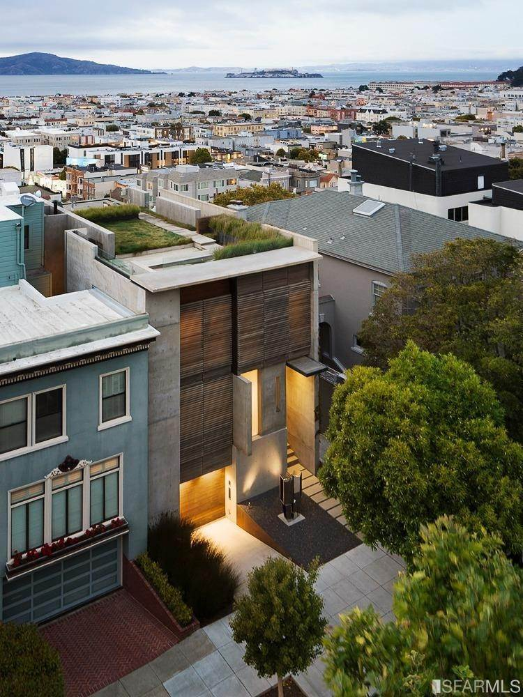 Single Family Homes for Sale at 2626 Filbert Street San Francisco, California 94123 United States