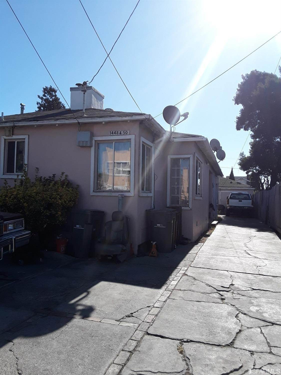 Duplex Homes for Sale at 1450 77th Avenue Oakland, California 94621 United States