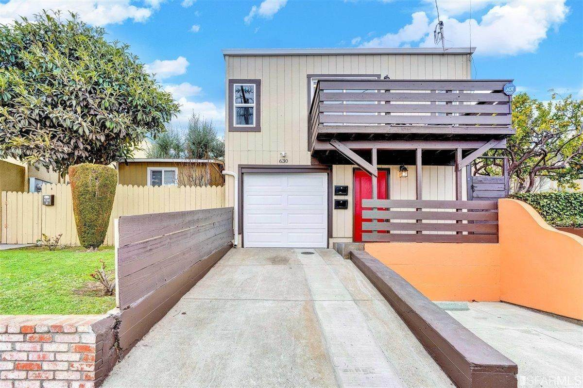 Duplex Homes for Sale at 630 Commercial Avenue South San Francisco, California 94080 United States