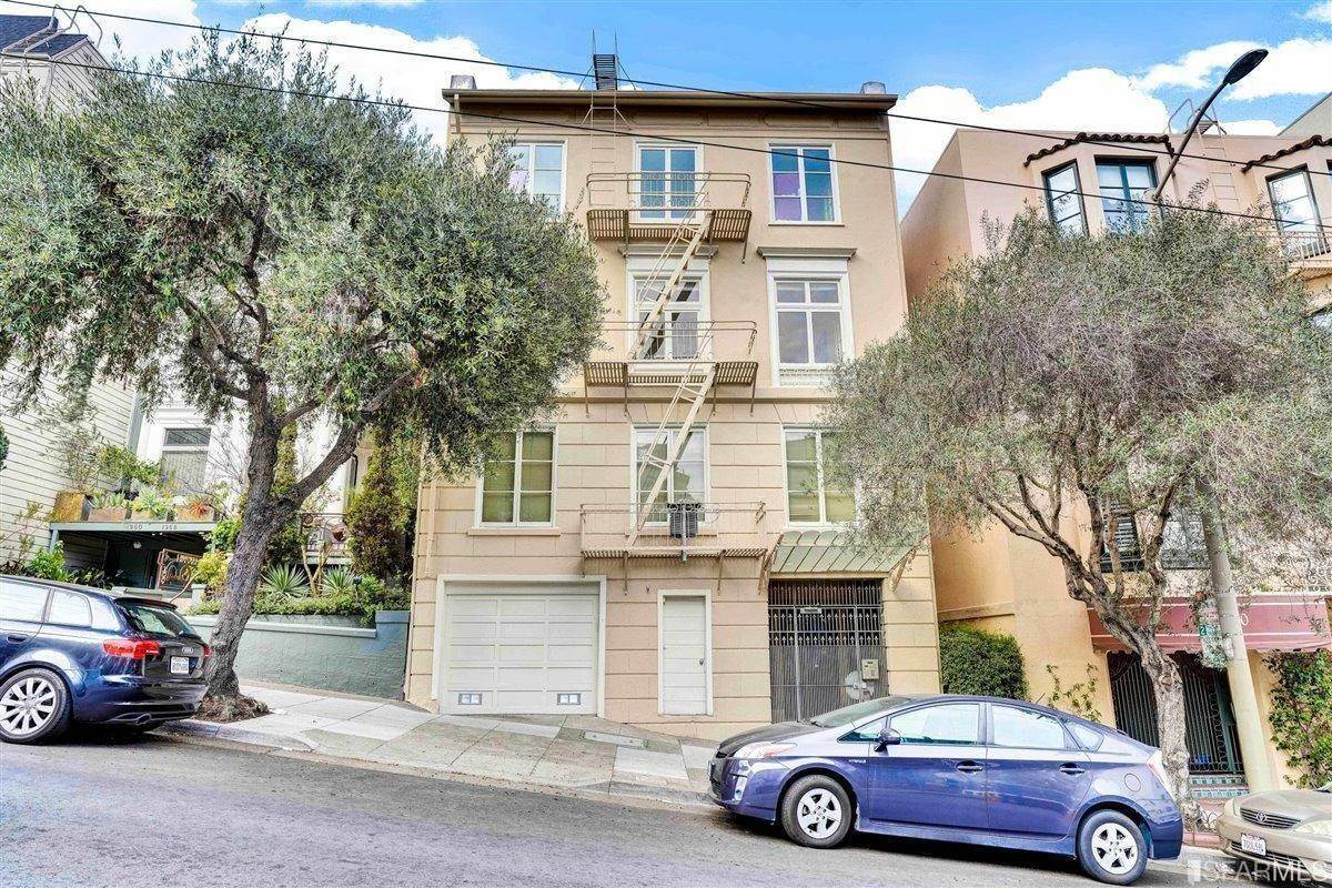 Residential Income for Sale at 1950 Sacramento Street San Francisco, California 94109 United States